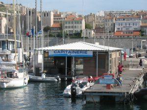 Capitainerie du Vieux port