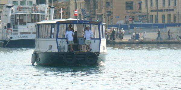 Cesar ferry boat le retour – Juin 2012