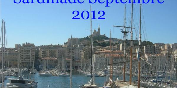 Sardinade – Septembre 2012