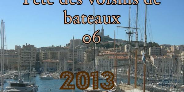 Fête des voisins Canotiers marseillais – Juin 2013