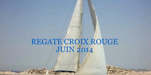 Régate Croix- Rouge Canotiers marseillais 1- Juin 2014