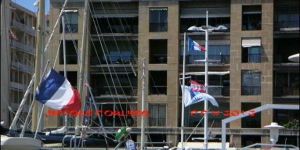 Contrée au Canotiers marseillais – Juin 2012