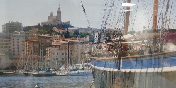 Le Marseillois coule dans le vieux port de Marseille (2013)