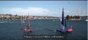 SailGP à Marseille