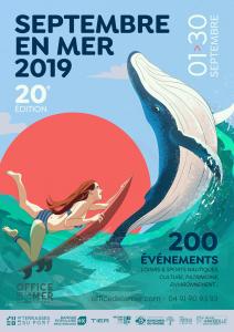 SEPTEMBRE EN MER 2019 : 20 ans de passion LE PLUS GRAND FESTIVAL DE LA MER DE LA RÉGION